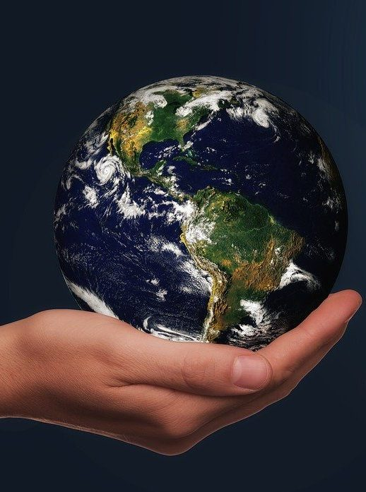hands, earth, next generation