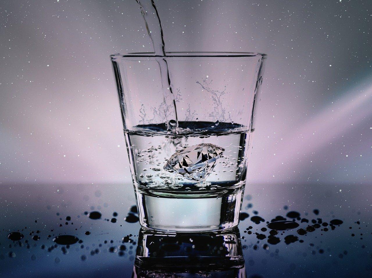 water, glass, liquid